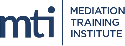Mediation Training Institute at Eckerd College