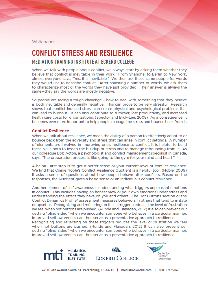 research paper stress work Stress in the workplace information source for women this white paper offers comprehensive research nearly 15 percent from the those who ranked work stress.