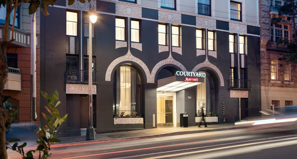 courtyard by marriott san francisco union square email address